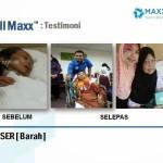 Testimoni CellMaxx Pesakit Kanser atau Barah