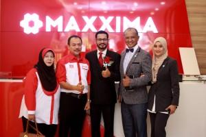 Majlis Perasmian Pejabat HQ Maxxima 2015