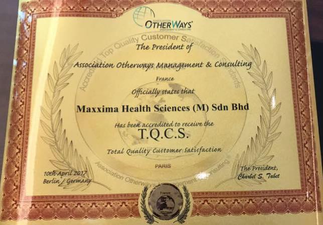 Award CellMaxx Maxxima 2