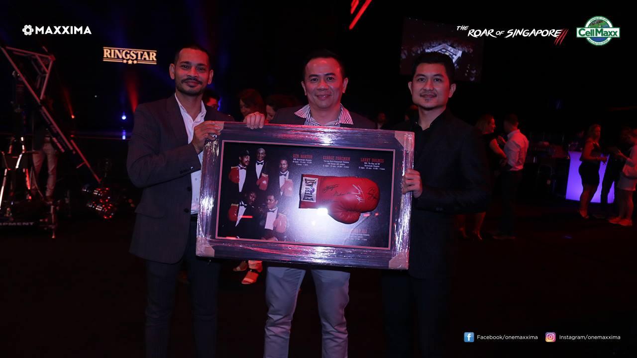 CellMaxx Champion 2017 Singapore