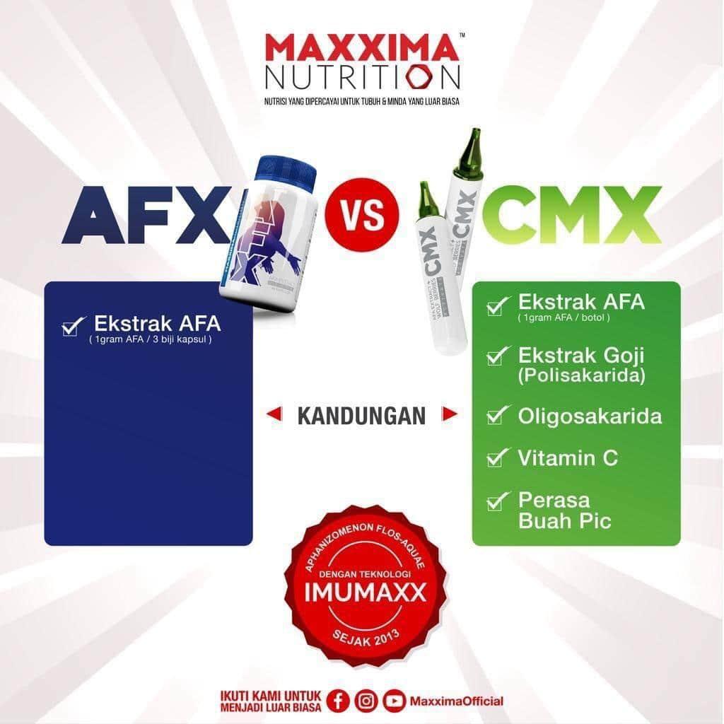 AFX Vs CMX Maxxima