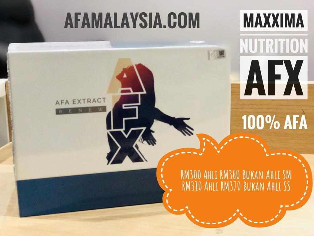 Maxxima Nutrition AFX