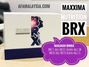 Maxxima Nutrition BRX