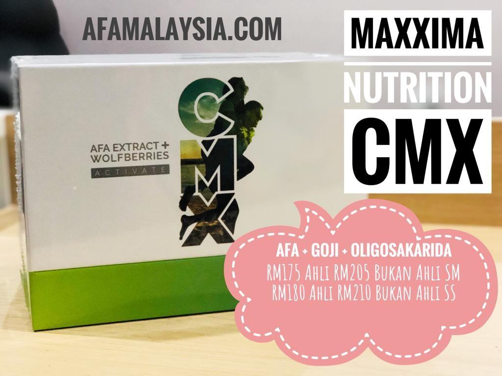 Maxxima Nutrition CMX