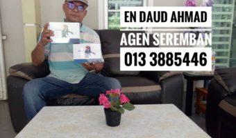 En Daud Ahmad Agen Maxxima Seremban