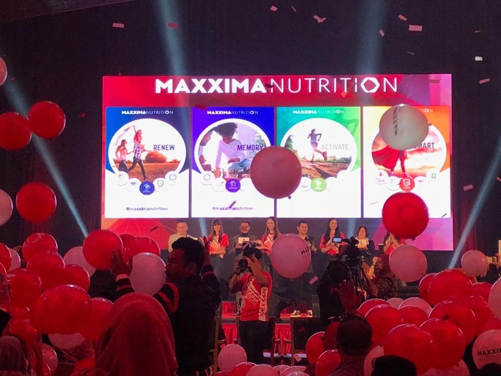 Maxxima Nutrition