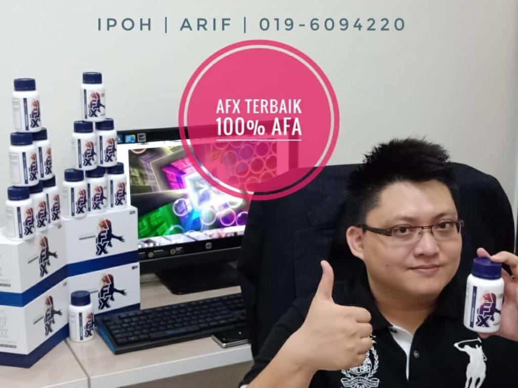 Arif Agen Maxxima Ipoh