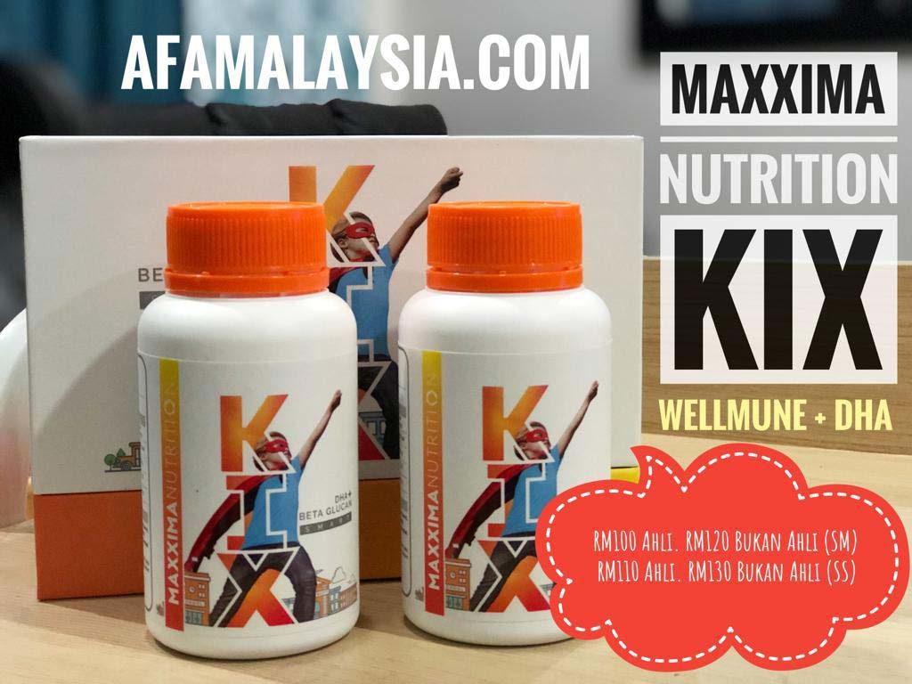 KIX-Maxxima Nutrition