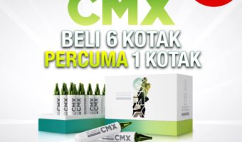 Promosi CMX Mac 2019