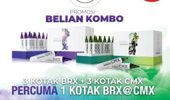 Promosi Maxxima CMX BRX