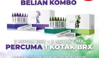 promosi cmx brx