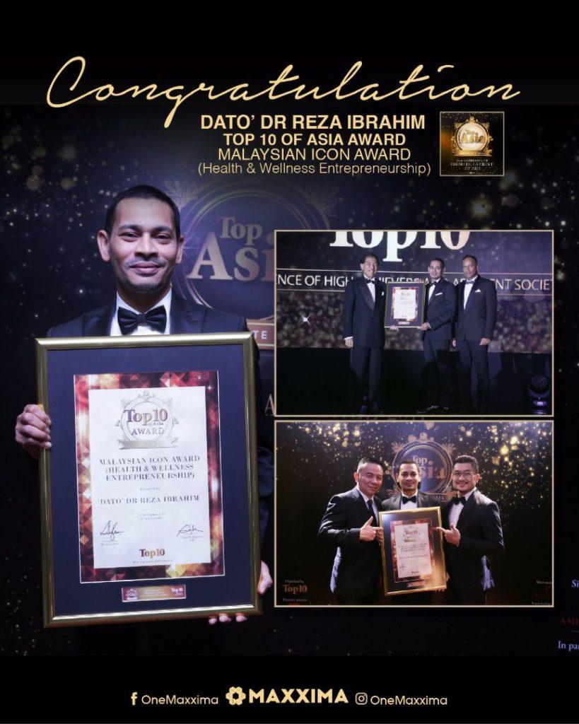 Maxxima Award