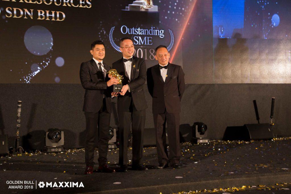 Outstanding SME Award
