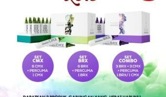 Mega Promosi CMX Dan BRX