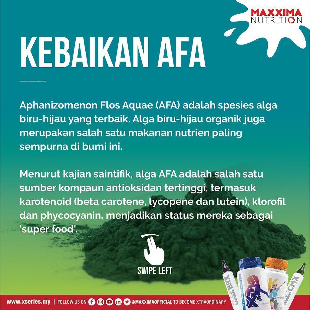 Kebaikan AFA