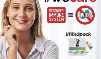 Imunisasi Tubuh Lawan Covid 19