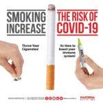 risiko perokok terhadap covid 19