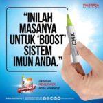 CMX Boost Sistem Imun Anda
