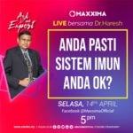 Live Bersama Dr Haresh