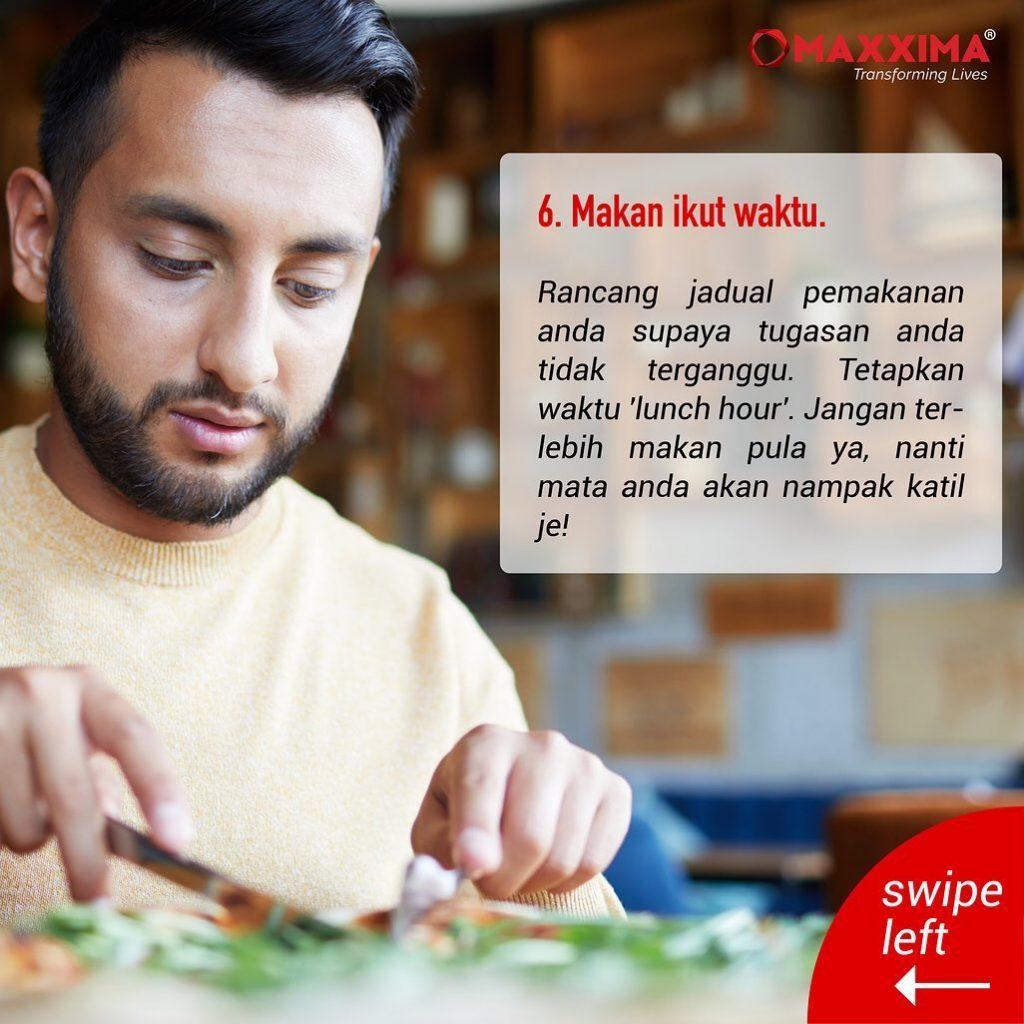 Tip 6 Bekerja Efektif