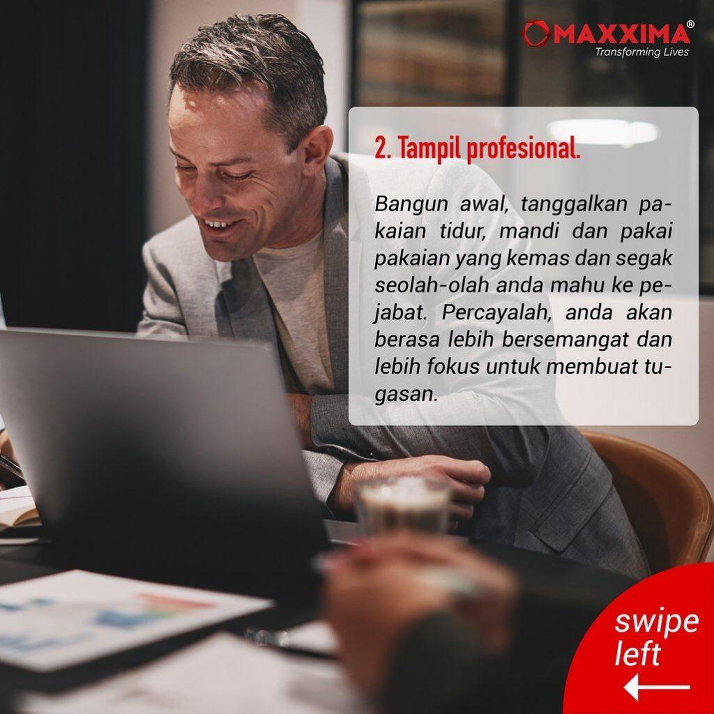 Tip 2 Bekerja Efektif